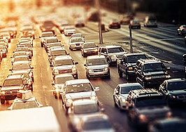 Uber, Lyft, Congestion