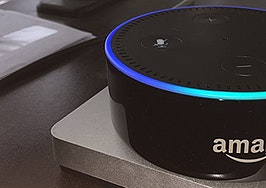 Voice-activated home search available through GSAR