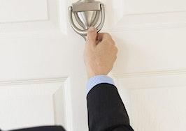 Door-knocking works: 3 agents' strategies that prove it