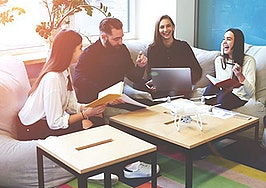 real estate brokerage brick and mortar vs virtual office