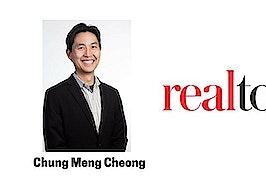 Chung Meng Cheong realtor.com chief product officer