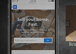 zillow instant offers