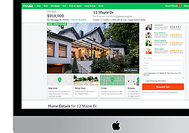 trulia property page redesign