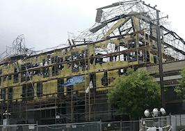emeryville new housing development fire