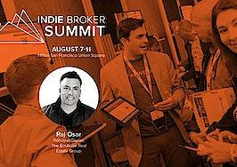 raj qsar indie broker summit