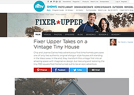 fixer upper chip gaines