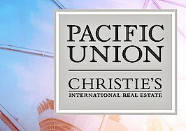pacific union christie's international real estate