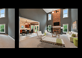 virtual staging selling homes