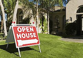 digital open house marketing