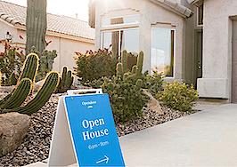 Opendoor raises $100M in debt financing from homebuilder Lennar