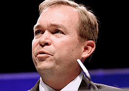 Trump's pick will take over consumer watchdog agency as acting director