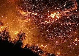 Redfin report, wildfires