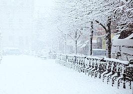 snowy season car items