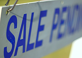 nar november 2017 pending home sales