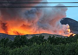 ventura county wildfire
