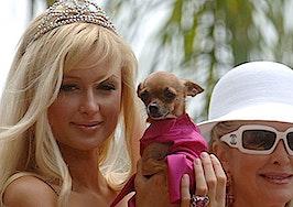 Paris Hilton helps real estate power couple recover stolen dog