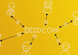 Deedcoin goes live with cryptocurrency token sale