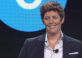 CNN political commentator Sally Kohn inman connect new york 18