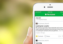 Could Nextdoor replace Facebook?