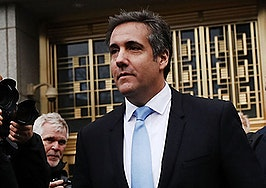 Michael Cohen, Trump's ex-lawyer, sentenced to 3 years in prison