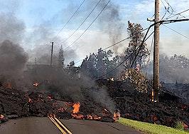 hawaii volcano destruction
