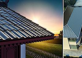 glass solar roof tiles