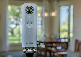 Ricoh Tours unveils new ads using 360-degree footage