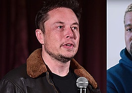 Elon Musk and Kanye West are getting into real estate now