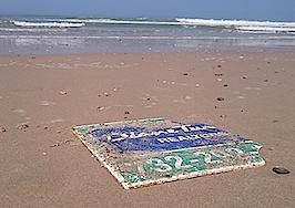 Hurricane Sandy, Sign