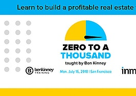 Join Ben Kinney for 'Zero to a Thousand' before ICSF