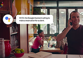 How real estate agents would use the Google Duplex voice assistant