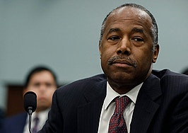 A third of top HUD appointees have no housing policy experience