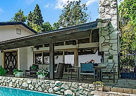 Can views sell this $2.995M home on John Barrymore's old Hollywood estate?