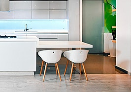 Which old-school interior design trends are making a comeback?