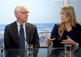 WATCH: Exclusive video interview with NYC brokerage leaders