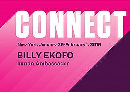 Meet the ICNY Inman Ambassadors: Billy Ekofo