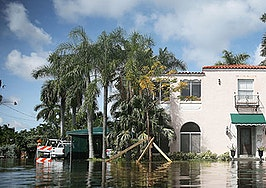 Climate change likely to flood these homes in about 30 years