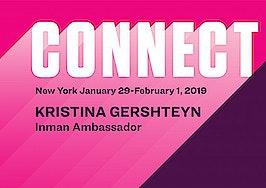 Meet the Inman Ambassadors: Kristina Gershteyn
