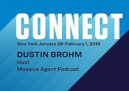 Connect the Speakers: Dustin Brohm on launching a real estate podcast