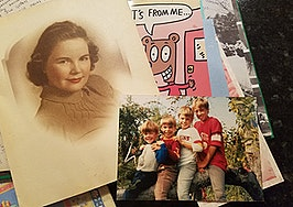 Realtor unearths family mementos left behind by homeowners, uses social media to track them down