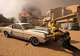 1 Realtor lost 2 homes in California as deadly wildfires continue
