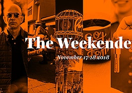 The Inman Weekender, November 17-18, 2018