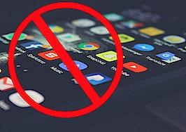 Should real estate agents block negative people on social media?