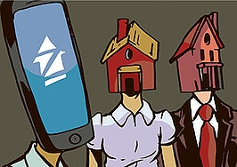 A buyer's market may be a boon for Zillow, realtor.com and portals