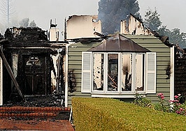 Delinquency rates, down overall, soar in cities hit by fires, flooding
