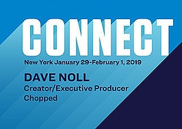 Connect the Speakers: 'Chopped' creator Dave Noll on knowing your 'one-click' sentence
