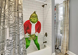 How the Grinch launched a Baltimore listing into viral fame