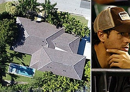 Enrique Iglesias and Anna Kournikova list Miami mansion