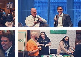 Heard at Connect: Compass, unicorns and 'the next big thing'