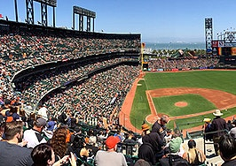 How do sports stadiums impact real estate?